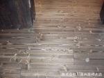 マンションでも出来る木の床造り